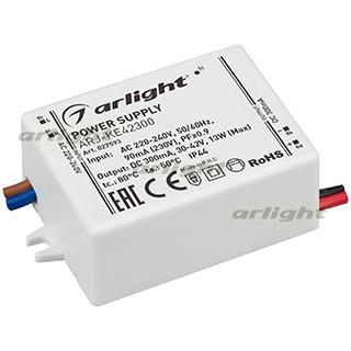 Блок питания ARJ-KE42300 (13W, 300mA, PFC)