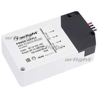 Блок питания ARV-F24010 DC/DC (12-24V, 10A, фильтр ШИМ)