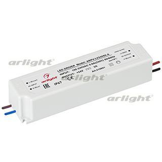 Блок питания ARPV-LV24050-A (24V, 2.0A, 48W)