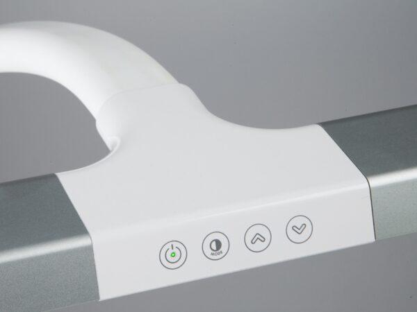 80500/1 / настольный светильник /   белый