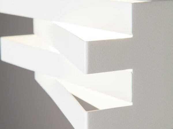 40137/1 / настенный светильник белый