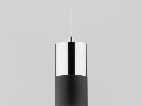 50146/1 / подвесной светильник хром/черный