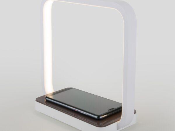 80502/1 / настольный светильник / коричневый