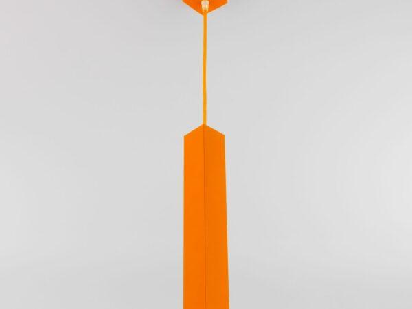 50154/1 LED / подвесной светильник оранжевый