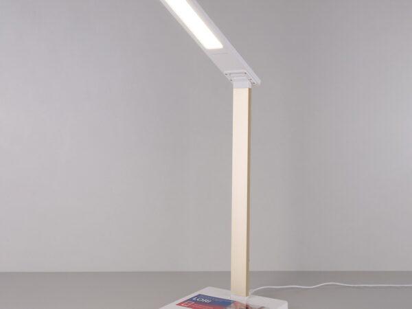 TL90510 / Светильник светодиодный настольный Lori белый/золотой