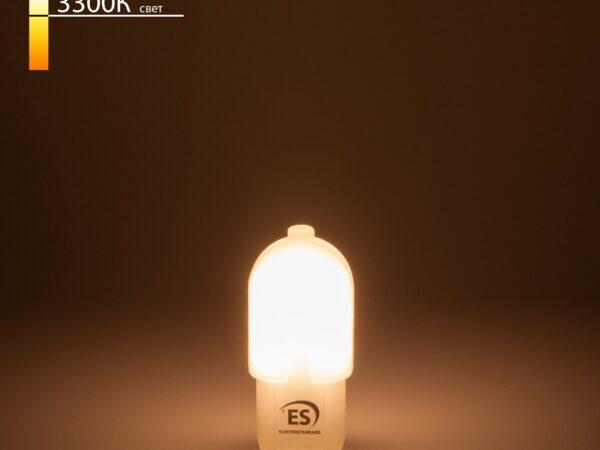 BL121 / Светодиодная лампа G4 LED BL121 3W 12V 360° 3300K