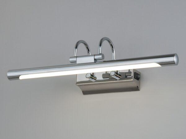 MRL LED 1022/ Светильник настенный светодиодный Flint Neo SW LED хром (MRL LED 1022) с выключателем
