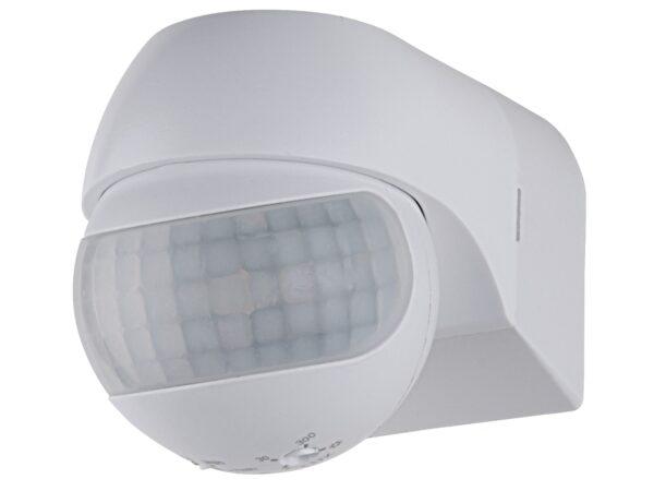 SNS-M-10 12m 1,8-2,5m 800W IP54 180 / датчик движения / Белый