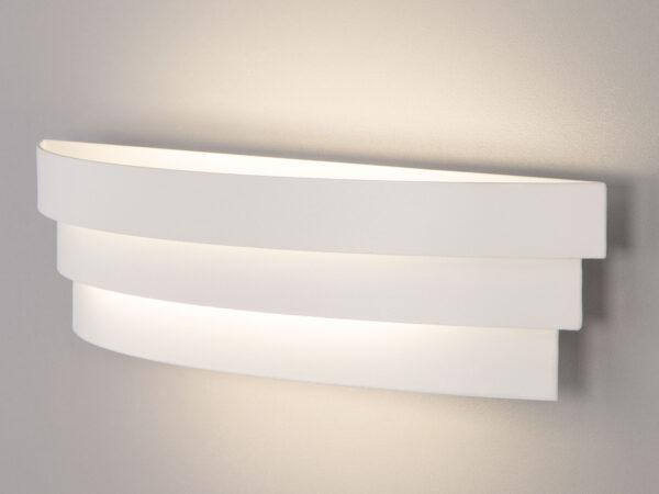 MRL LED 1012 / Светильник настенный светодиодный Riara белый