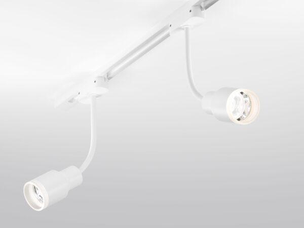 LTB38 / Светильник потолочный светодиодный Molly Flex Белый 7W 4200K