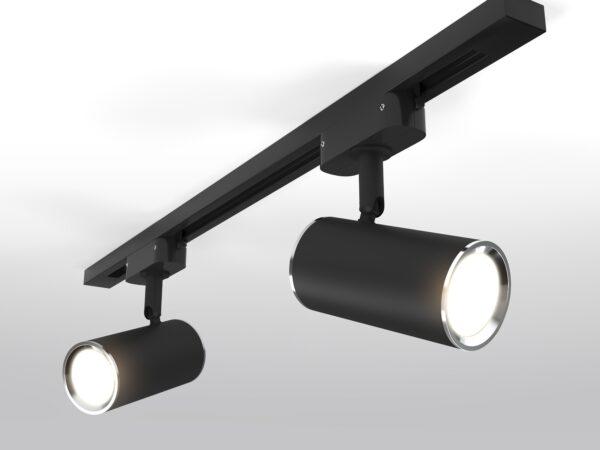 MRL 1002 / Светильник потолочный Rutero Черный GU10