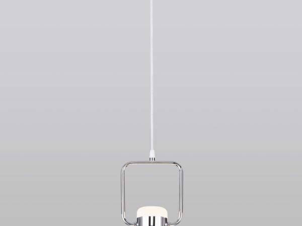 50165/1 LED / подвесной светильник / хром/белый