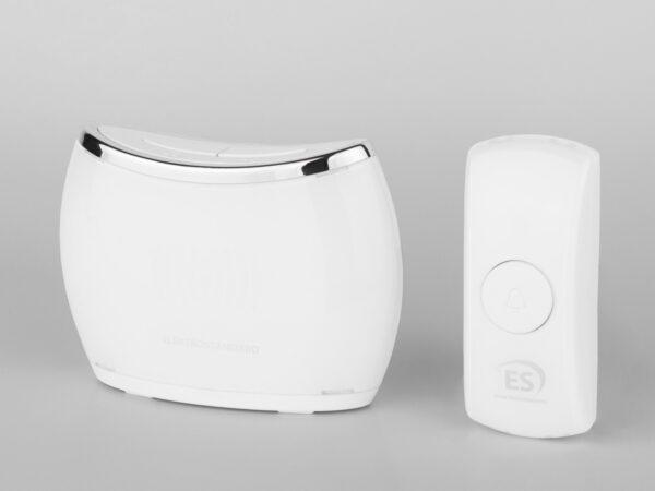 DBQ21M WL 32M IP44 / звонок электрический бытовой (дверной) / Белый