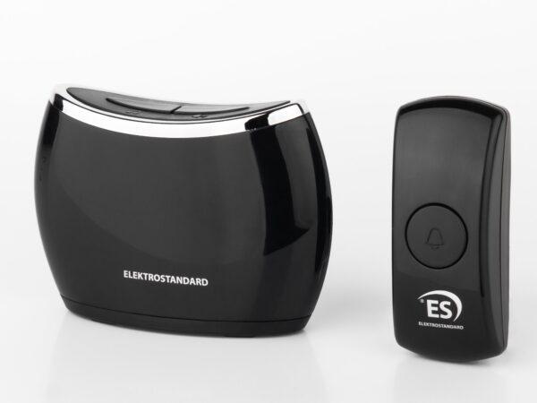 DBQ21M WL 32M IP44 / звонок электрический бытовой (дверной) / Черный