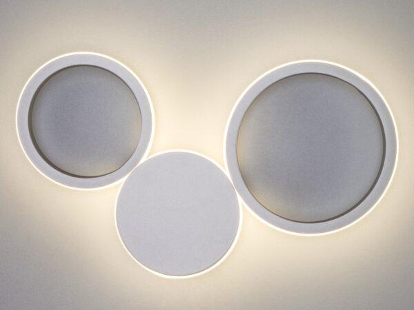 40141/1 LED / настенный светильник / серебро