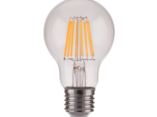 BL133/ Светодиодная лампа Dimmable 9W 4200K E27 (A60 прозрачный)