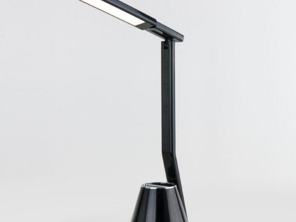 80421/1 / настольный светильник / черный