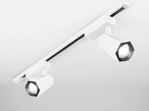 LTB46 / Светильник потолочный светодиодный Magnum белый матовый 20W 4200K