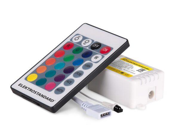 Контроллер RGB с ИК пультом  LSC 014