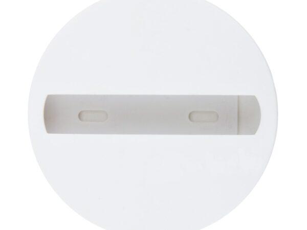TRAF-1-WH / Разъем (коннектор) одноместный для однофазного трекового светильника белый