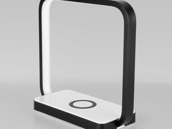 80502/1 / настольный светильник / черный