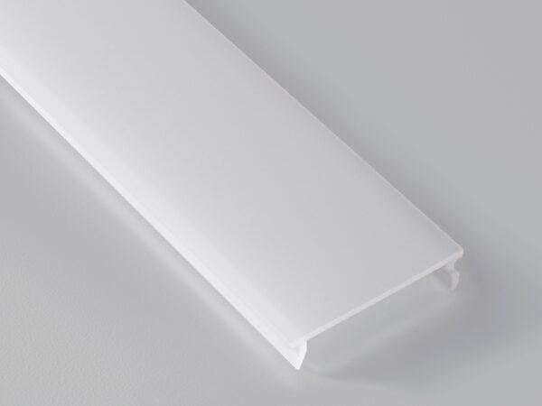 Акриловый профиль 1280мм (32РЕ14 РММА МАТТ OPAL PROFILE 010/26)