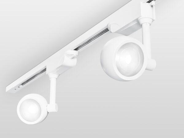 LTB48 / Светильник потолочный светодиодный Oriol Белый 12W 4200K