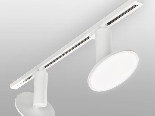 LTB50 / Светильник потолочный светодиодный Brain Белый 12W 4200K