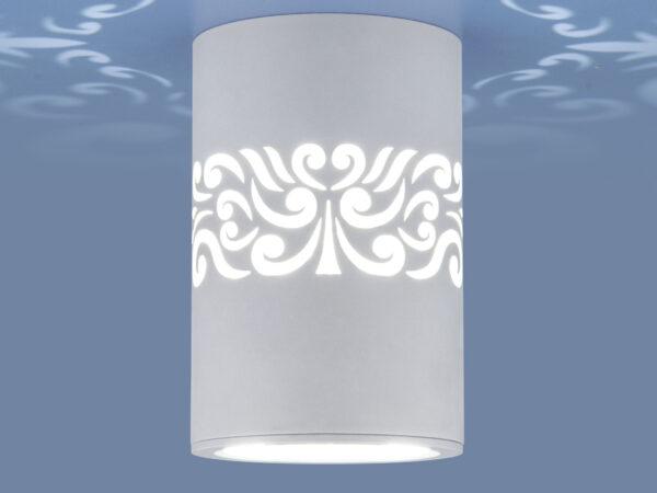 DLS025 / Светильник светодиодный стационарный белый