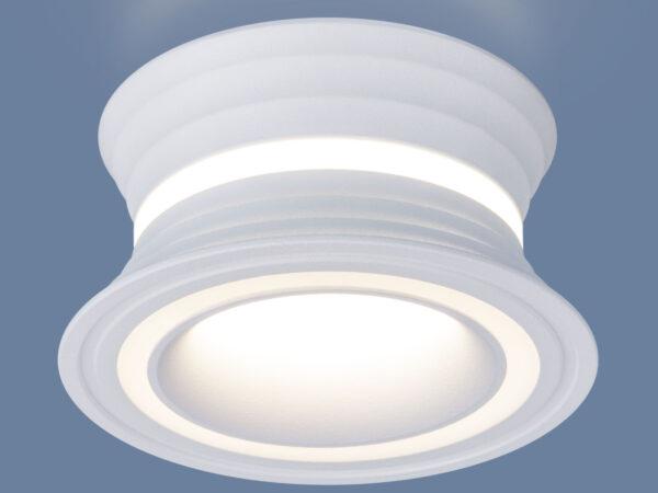 7013 MR16 / Светильник встраиваемый белый