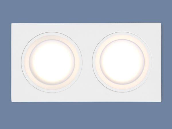 1091/2 / Светильник встраиваемый MR16 белый