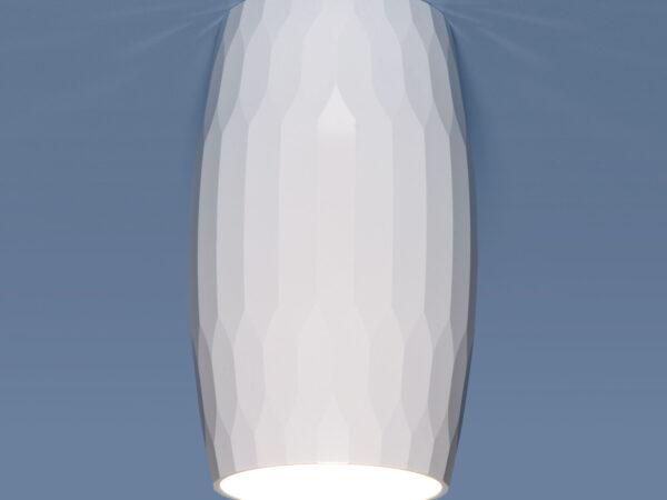 DLN104 GU10 / Светильник накладной белый