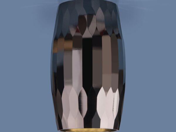 DLN104 GU10 / Светильник накладной черный