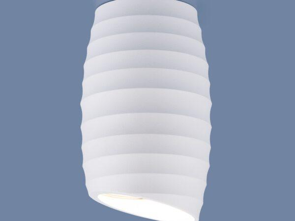 DLN105 GU10 / Светильник накладной белый