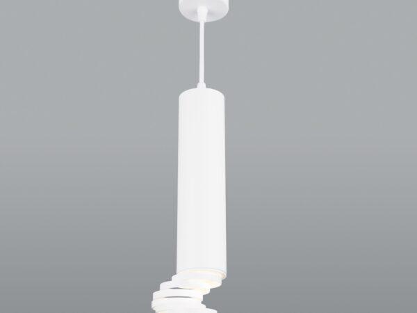 DLN103 GU10 / Светильник накладной белый