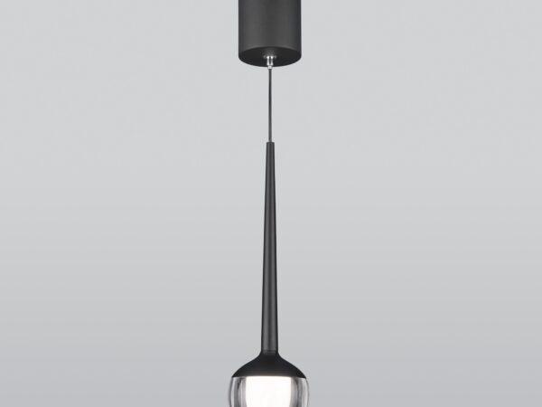 DLS028 / Светильник светодиодный стационарный 6W 4200K черный