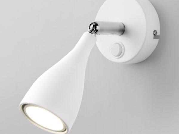 MRL 1008 / Светильник настенный  Klio GU10 SW белый