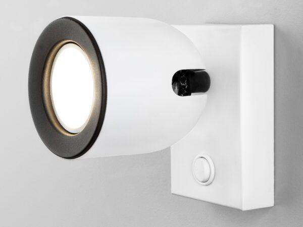 MRL 1009 / Светильник настенный  Ogma GU10 SW белый