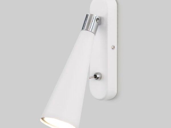MRL 1010 / Светильник настенный  Horn GU10 SW белый