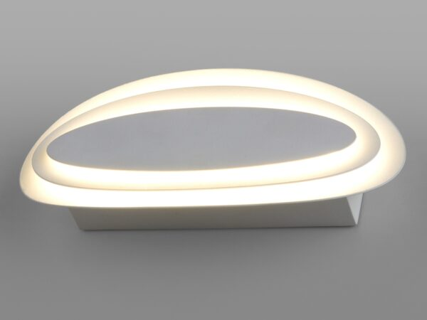 MRL LED 1016 / Светильник настенный светодиодный Jelly белый