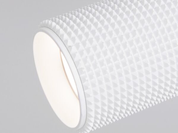 MRL 1011 / Светильник потолочный Spike Белый GU10
