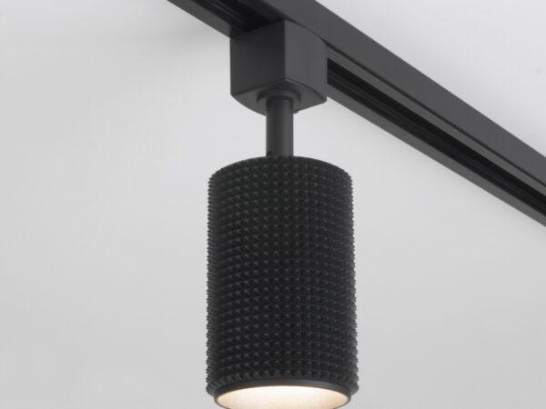MRL 1011 / Светильник потолочный Spike Черный GU10
