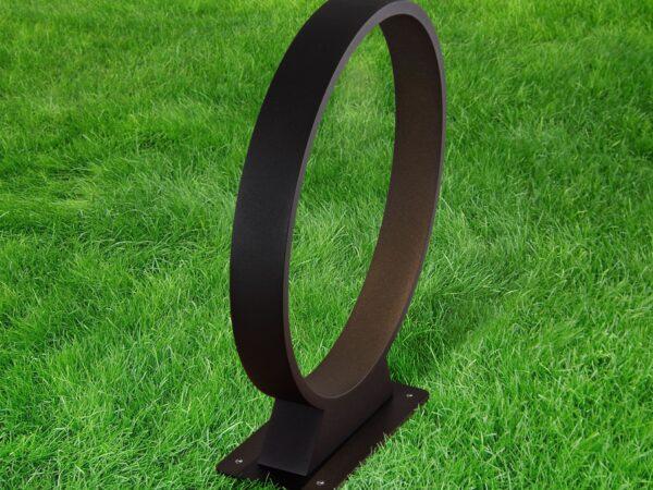 1526 TECHNO LED / Светильник садово-парковый Noble чёрный