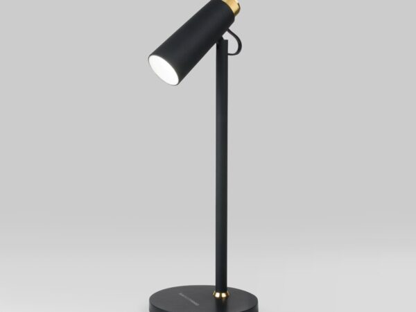 TL70190 / Светильник светодиодный настольный Joel черный/золото