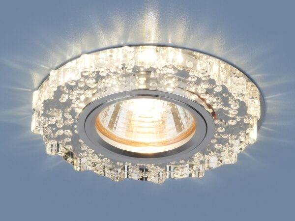 2202 MR16 / Светильник встраиваемый CL прозрачный
