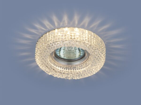 2213 MR16 / Светильник встраиваемый CL прозрачный