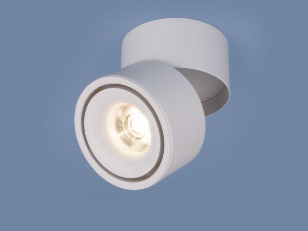 DLR031 15W 4200K / Светильник светодиодный стационарный 3100 белый матовый