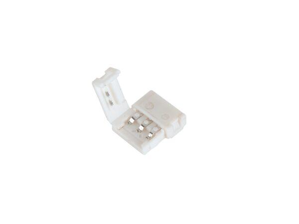 LED 4A / Соединитель электрический коннектор для ленты Бегущая волна жесткий (10pkt)