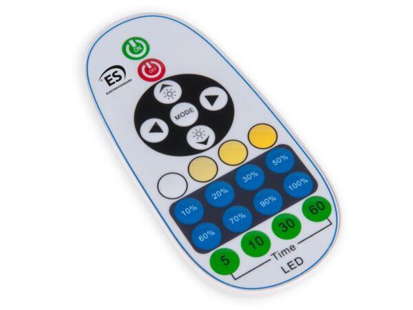 LSC 007/ Контроллер для ленты Premium мультибелый 220V 500W IP20 с радио пультом