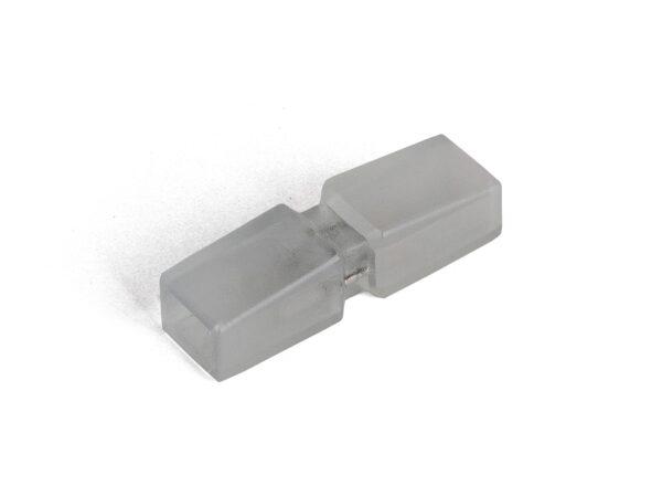 Переходник для ленты 220V 3528 / Соединитель электрический 3528, 2835нов (10pkt)